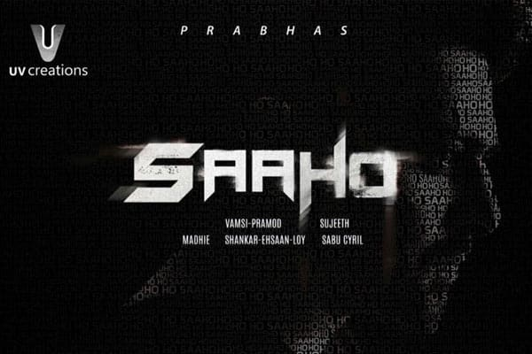 Hunt for Saaho's Female lead Continues