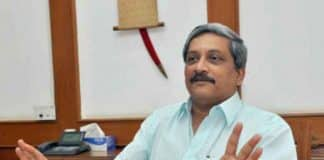 Surgical strike on Pak was planned 15 months in advance - Parrikar