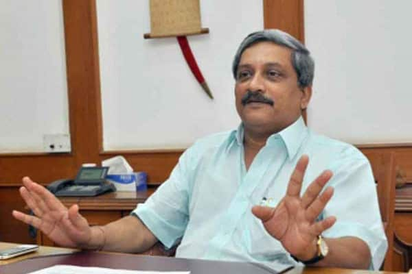 Surgical strike on Pak was planned 15 months in advance – Parrikar