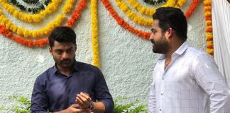 NTR launches Kalyan Ram's new flick