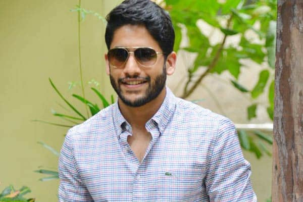 Naga Chaitanya Yuddham Sharanam Movie First Look Unveiled