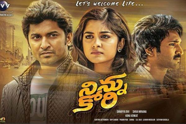 OS box office report : Solid weekend for Ninnu Kori