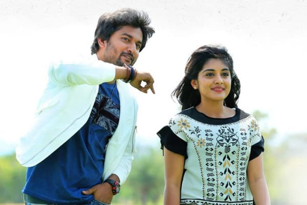 Krishnarjuna Yudham Movie Title Poster Released, Nani In Dual Role