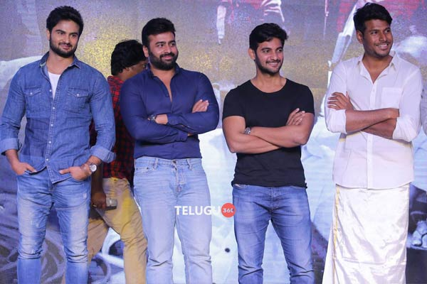 Working on 'Shamanthakamani' competitive, fun, say its heroes