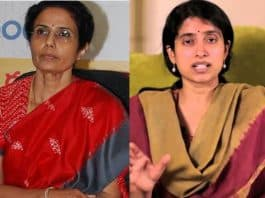 TDP and YSRCP resort to personal attacks, drag Bhuvaneswari and Bharati