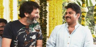 Pawan and Trivikram heading to Europe