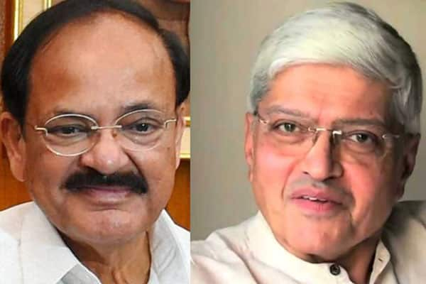 Venkaiah Naidu files nomination for Vice President today