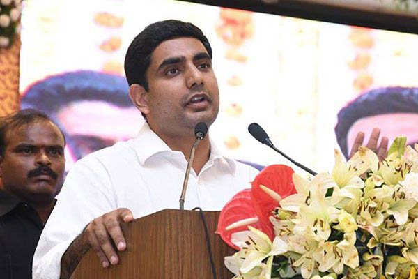 Minister Lokesh says will create 1 lakh jobs in 2 years