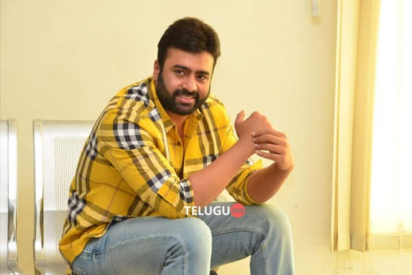 Nara Rohit finally making it True
