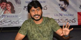 Sampath Nandi Gautam Nanda Movie Interview