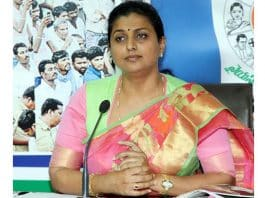 Akhila Priya is the Lady Pappu of Chandrababu's Cabinet : Roja