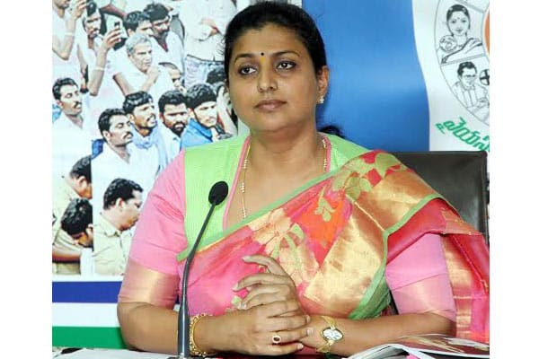 We don't bribe industrialists, says Roja Reddy