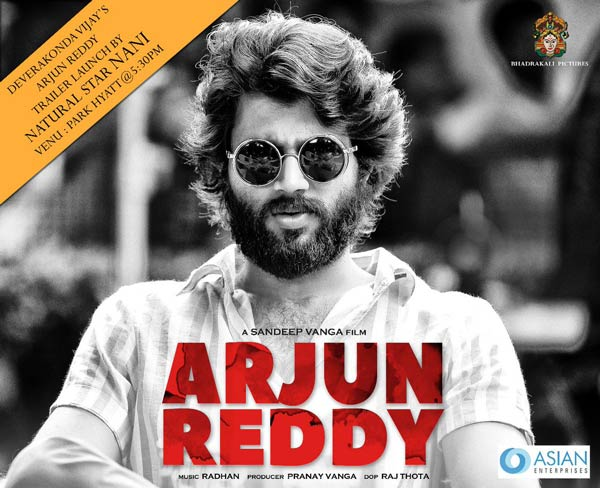 Sharwanand was the first consideration for Arjun Reddy