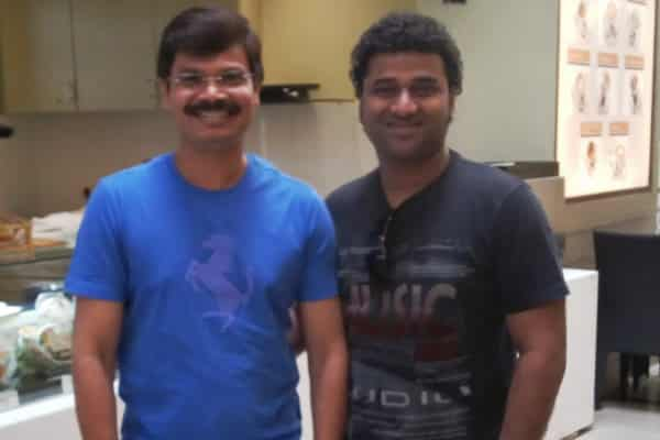 DSP reveals about his patch up with Boyapati