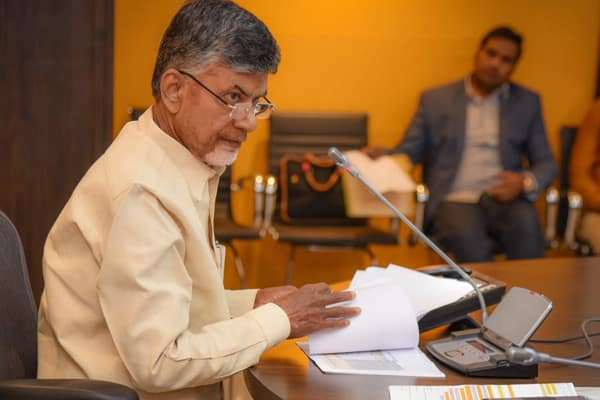 Chandrababu likely to take corrective action against CMO sways