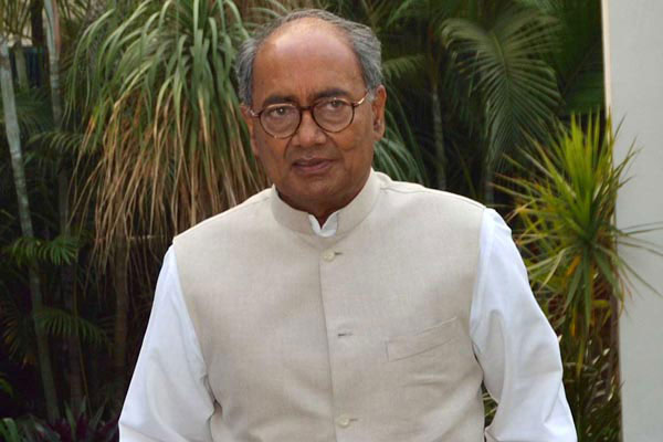 Digvijaya Singh Dropped As Congress Incharge Of Telangana