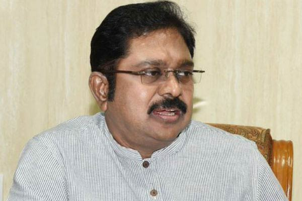 On the merger road, AIADMK sacks Dinakaran