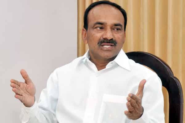 Centre's corona fight confined to clapping, lighting lamps: TRS