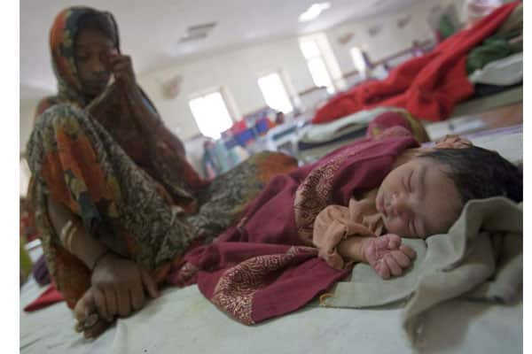 30 children die in Gorakhpur hospital