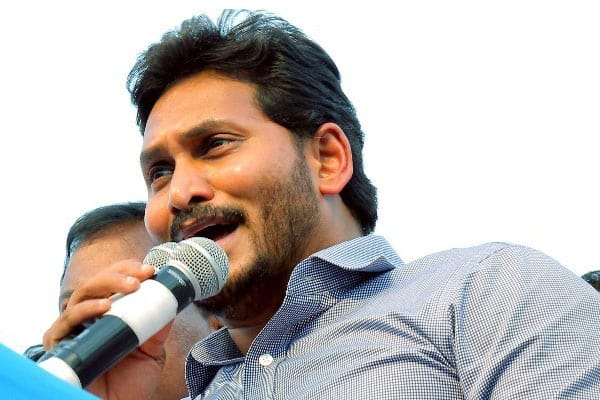 """Jagan writes to EC, says """"Shoot CM"""" remark blown out of proportion"""
