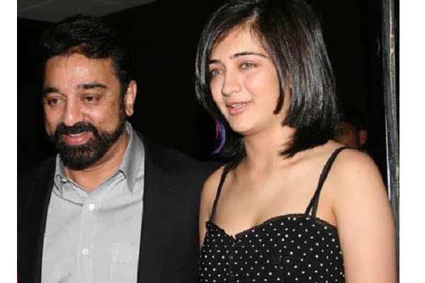 Kamal Haasan to watch 'Vivegam' with daughter Akshara
