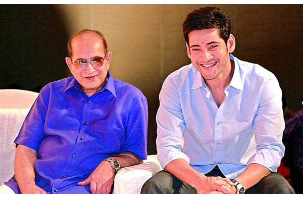 After 18 years: Superstar Krishna with Mahesh?
