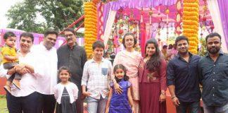 Mahesh 25 Movie Opening Photos