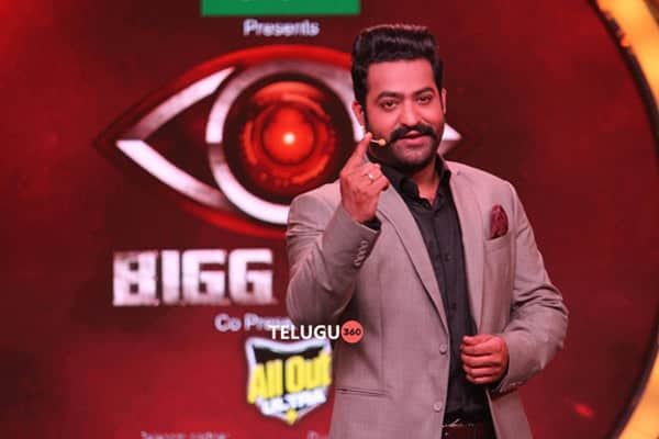 Tarak talks to the eyes of the Bigg Boss viewers