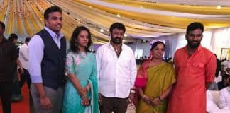 Paritala Sriram gets engaged to Alam Gnanavi