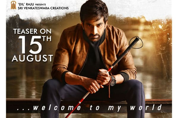 A glimpse of Ravi Teja's world on Aug 15th