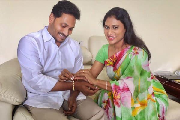 Rakhi Moments from Kavitha to KTR, Sharmila to Jagan