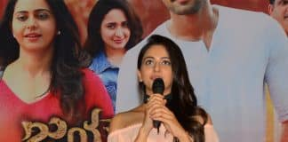 Don't like to dwell on success or failure: Rakul Preet