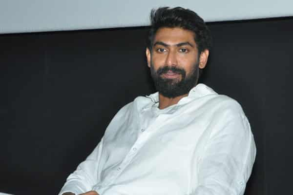 Market not mature for web series: Rana Daggubati