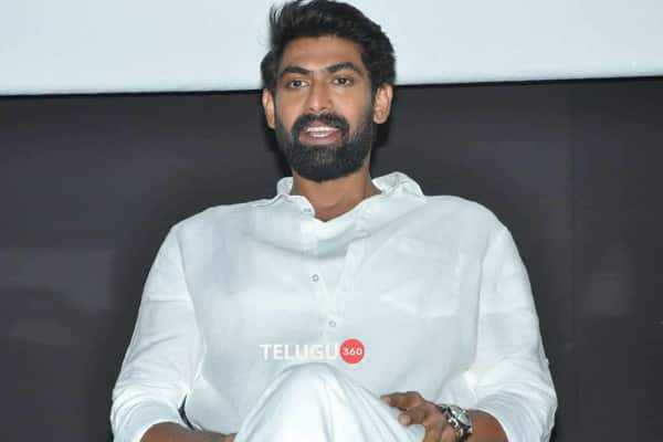 Rana to play Hiranyakasapa in Gunasekhar's film