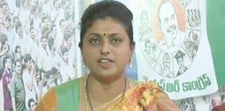 Roja comments on the dress sense of Akhila Priya Again!