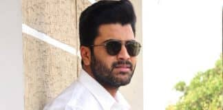 Maruthi hints about Mahanubhavudu Release Date