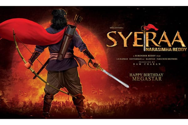 Veteran actor gets a meaty role in SyeRaa