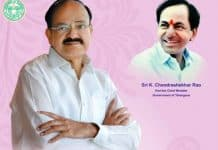 TS Govt's full page ad felicitating Venkaiah faces backlash