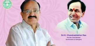 TS Govt's full page ad felicitating Venkaiah faces backlash