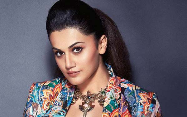 Still feel Friday release pressure, says Taapsee Pannu