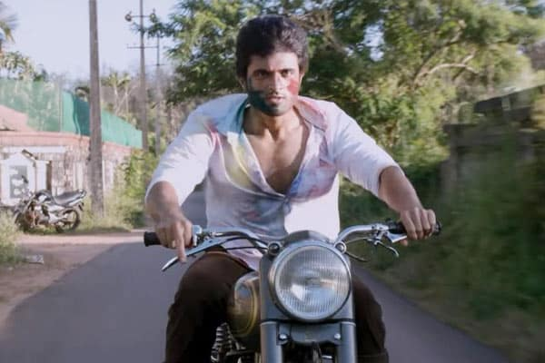 Arjun Reddy rock solid on it's Day 2 in Telugu States