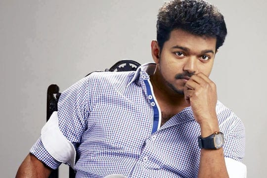Vijay shocked with the online abuse by his fans
