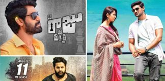 nene raju nene mantri, LIE and jaya janaki nayaka 1st Week BO Analysis