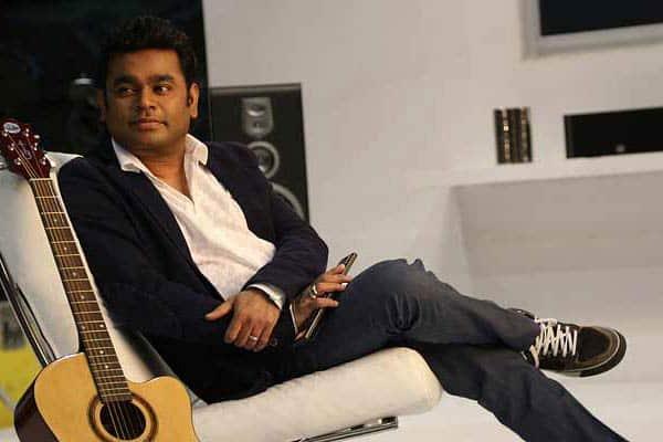 AR Rahman starts working on Megastar's Sye Raa
