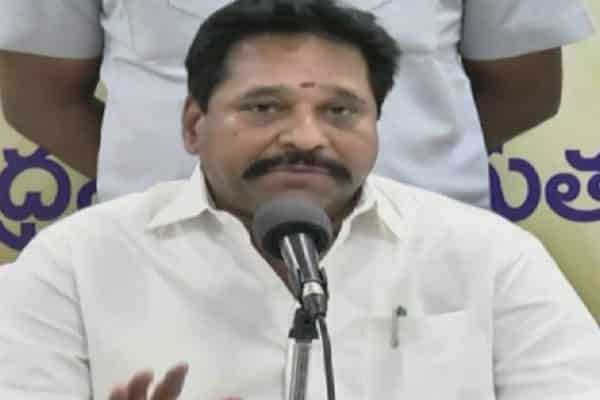 Minister Amarnath Reddy makes controversial remarks on Roja and her attire
