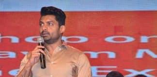 Kalyan Ram's emotional speech hits Hard
