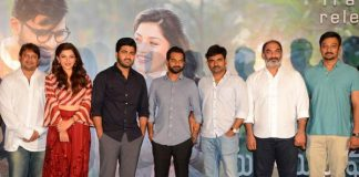 Mahanubhavudu trailer launch photos