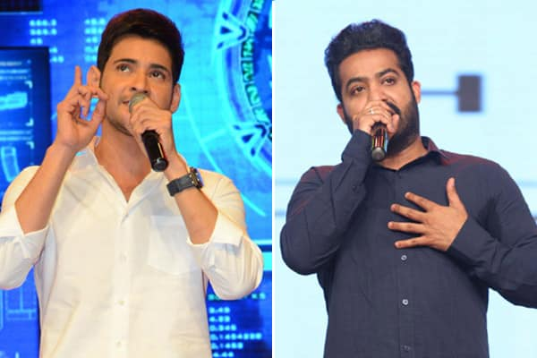 Mahesh Babu and NTR oozing with confidence