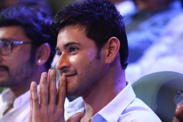 Mahesh Babu extremely delighted with fans response in Chennai