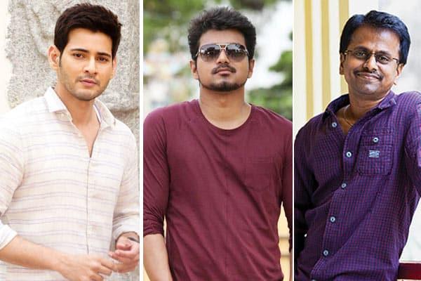 Movie in Mahesh, Vijay and Murugadoss combo ?